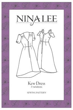 Kew Dress by Nina Lee