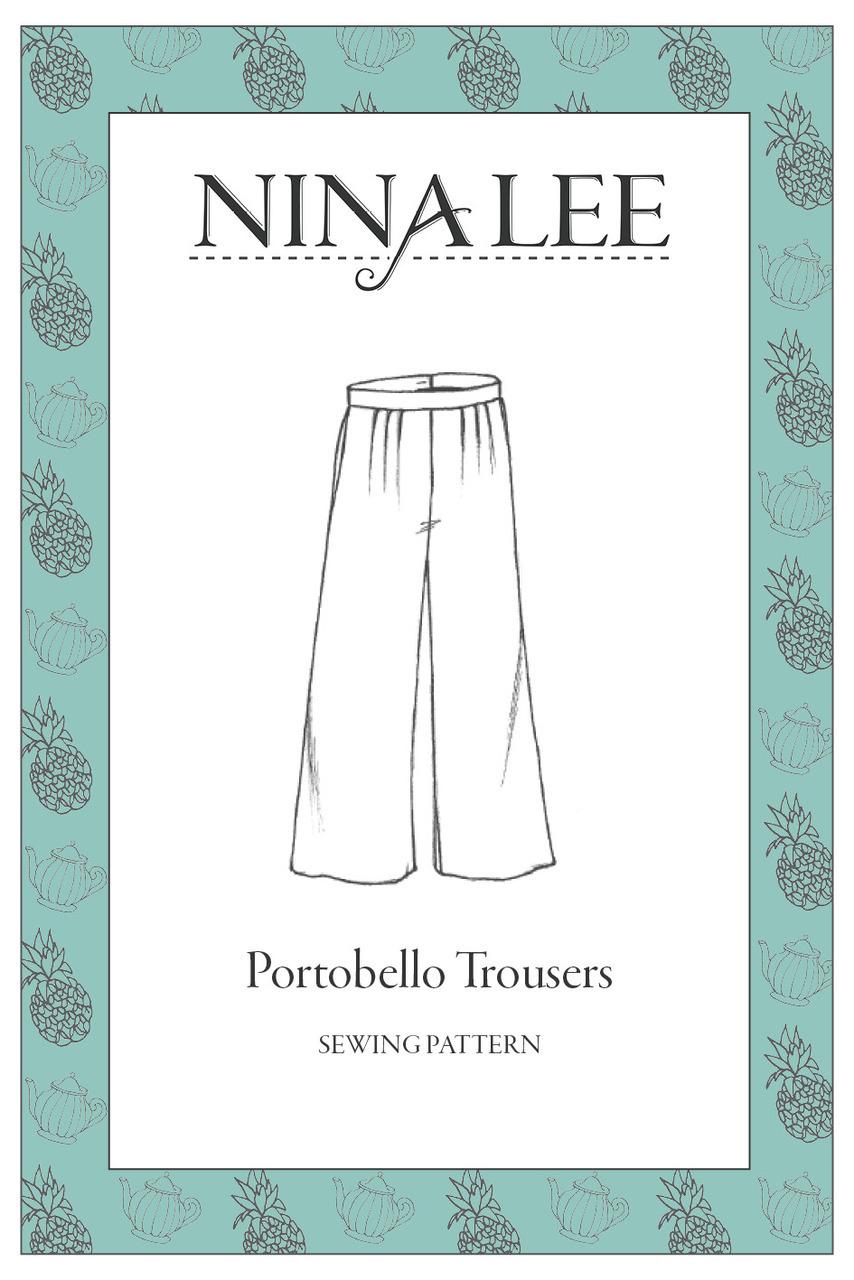 Portobello Trousers by Nina Lee