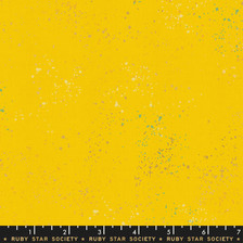 Speckled in Sunshine by Ruby Star Society. 100% Lightweight Cotton