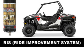 Ride Improvement System (RIS) for RZR XP 900  2 seat Fox/ Walker Evans CALL FOR AN APPOINTMENT