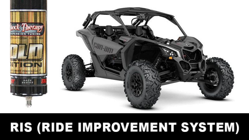 Ride Improvement System (RIS) 2017-2019 Can Am X3 BASE MODEL CALL FOR AN  APPOINTMENT