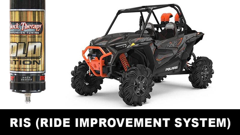 Ride Improvement System (RIS) 2014-2016 Highlifter 2 Seat CALL FOR AN  APPOINTMENT