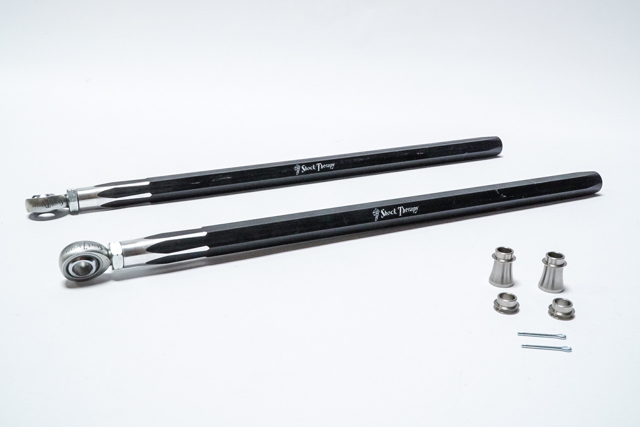 Bump Steer Delete Tie Rod Kit (BSD) Can Am X3 RS and X3 RC