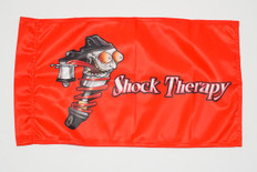 Shock Therapy Dune Flag