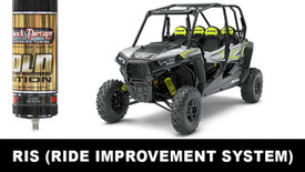 Ride Improvement System (RIS) for RZR S 900 - 4 Seat CALL FOR AN APPOINTMENT