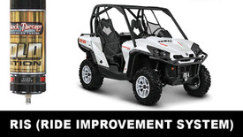 Ride Improvement System (RIS) for Can Am Commander 2 Seat Fox 2.5 Shock CALL FOR AN APPOINTMENT