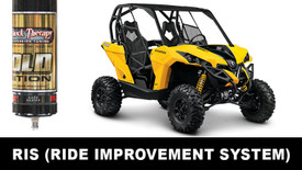 Ride Improvement System (RIS) 2013-17 for Maverick 2 Seat Fox 2.5 Shocks CALL FOR AN APPOINTMENT