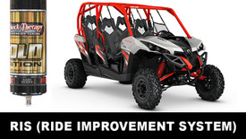 Ride Improvement System (RIS) 2013-17 Maverick Max Trail CALL FOR AN APPOINTMENT