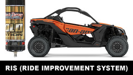 Can Am X3 Turbo Base/ Turbo DS & Max Ride Improvement System (RIS)
