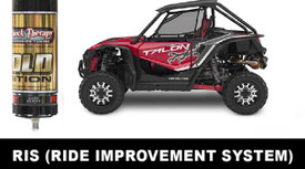 Honda Talon Ride Improvement System