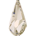 Swarovski Pendant 6015 - 21mm, Crystal Silver Shade (001 SSHA), 2pcs