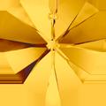 Swarovski Pendant 6228 - 10.3X10mm, Sunflower (292), 6pcs
