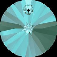 Swarovski Pendant 6428 - 8mm, Light Turquoise (263), 12pcs