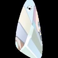 Swarovski Pendant 6690 - 23mm, Crystal Aurore Boreale (001 AB), 2pcs