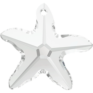 Swarovski Pendant 6721 - 16mm, Crystal (001), 2pcs
