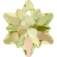 Swarovski Pendant 6748 - 14mm, Crystal Luminous Green (001 LUMG), 2pcs