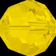 Swarovski Bead 5000 - 8mm, Yellow Opal (231), 12pcs