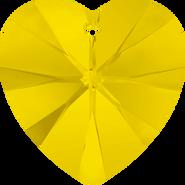 Swarovski Pendant 6228 - 10.3x10mm, Yellow Opal (231), 6pcs