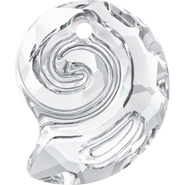 Swarovski Pendant 6731 - 14mm, Crystal (001), 2pcs