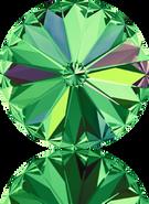 Swarovski Round Stone 1122 - 12mm, Crystal Vitrail Medium (F)