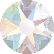 Swar Crystal Flatback 2088 - ss30, Crystal Aurore Boreale (001 AB) Foiled, No Hotfix, 12pcs
