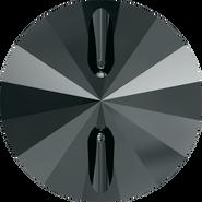 Swarovski 3015 - 27mm, Jet Hematite (280 HEM) Unfoiled, 1pcs