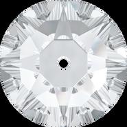 Swarovski Sew-on 3188 - 5mm, Crystal (001) Foiled, 20pcs