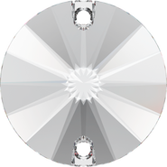 Swarovski Sew-on 3200 - 12mm, Crystal (001) Foiled, 4pcs