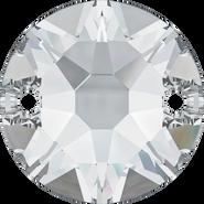 Swar Sew-on 3288 - 10mm, Crystal (001) Foiled, 4pcs
