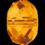 Swarovski Bead 5040 - 8mm, Crystal Copper (001 COP), 8pcs