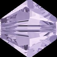 Swar Bead 5328 - 10mm, Violet (371), 6pcs