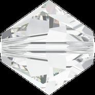 Swar Crystal Bead 5328 - 4mm, Crystal (001), 48pcs