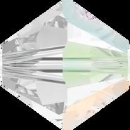 Swarovski Bead 5328 - 4mm, Crystal Aurore Boreale Satin (001 ABSAT), 48pcs