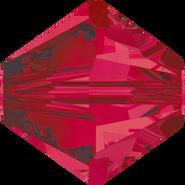 Swarovski Bead 5328 - 4mm, Ruby (501), 48pcs