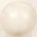 Swarovski Crystal Pearl 5810 - 10mm, Crystal Cream Pearl (001 620), 50pcs