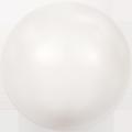 Swarovski Crystal Pearl 5810 - 10mm, Crystal White Pearl (001 650), 50pcs