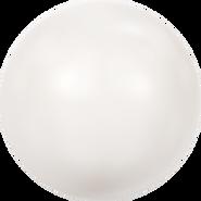 Swar Crystal Pearl 5810 - 3mm, White Pearl (001 650), 200pcs/strand