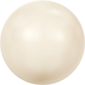 Swarovski Crystal Pearl 5810 - 6mm, Crystal Cream Pearl (001 620), 100pcs