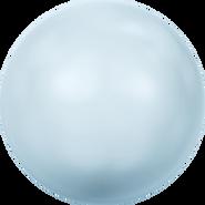 Swarovski Crystal Pearl 5810 - 8mm, Crystal Light Blue Pearl (001 302), 50pcs