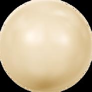Swarovski Crystal Pearl 5810 - 8mm, Tanzanite (539), 50pcs