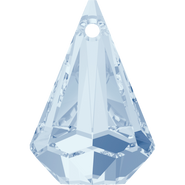 Swarovski Pendant 6022 - 24mm, Crystal Blue Shade (001 BLSH), 1pcs