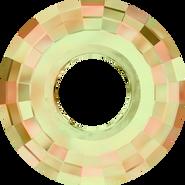 Swarovski Pendant 6039 - 38mm, Crystal Luminous Green (001 LUMG), 1pcs