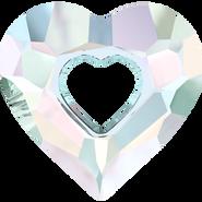 Swarovski Pendant 6262 - 17mm, Crystal Aurore Boreale (001 AB), 1pcs