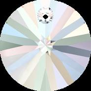 Swarovski Pendant 6428 - 6mm, Crystal Aurore Boreale (001 AB), 20pcs