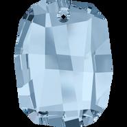 Swarovski Pendant 6685 - 28mm, Denim Blue (266), 1pcs