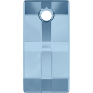 Swarovski Pendant 6696 - 20mm, Denim Blue (266), 1pcs