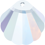Swarovski Pendant 6723 - 28mm, Crystal Aurore Boreale (001 AB), 1pcs