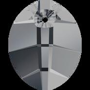 Swarovski Pendant 6734 - 23mm, Crystal Silver Night (001 SINI), 1pcs