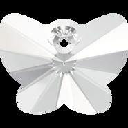 Swarovski Pendant 6754 - 18mm, Crystal (001), 1pcs