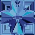 Swarovski Pendant 6866 - 20mm, Crystal Heliotrope (001 HEL), 1pcs